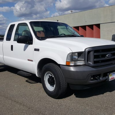 2004 Ford F250 Super Cab, Powerstroke