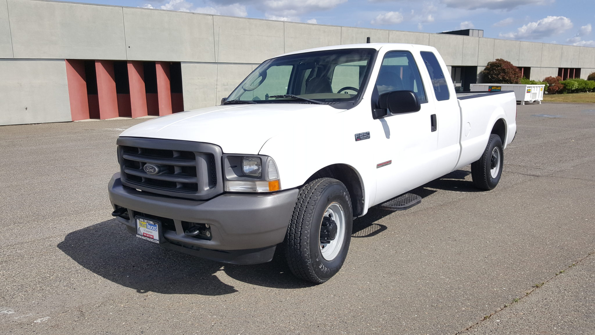 2004 Ford F250 Super Cab Powerstroke Neat Trucks F 250 Duty Supercab